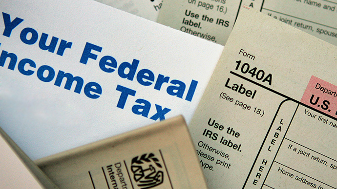 Federal Income Tax Avoidance