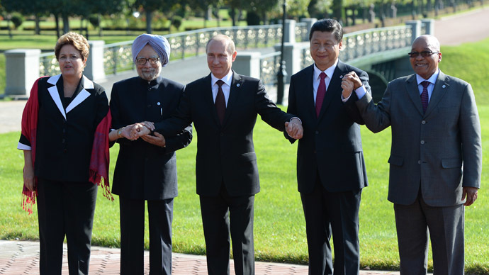russia 2bn brics bank si