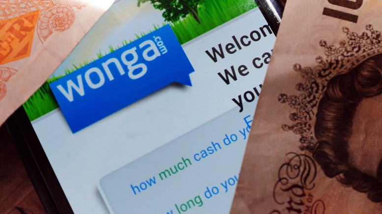 ' Too High interest Rate to LTV causes Customer Debts to be written off for Wonga '